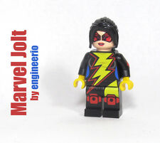 LEGO Custom - Jolt - Super heroes Marvel Thunderbolts mini figure
