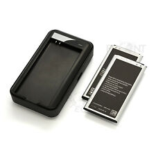 2pcs 2800mAh  Battery+Charger For Samsung Galaxy S5 i9600 G9