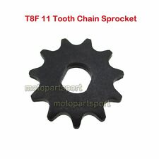Electric Scooter T8F 11 Tooth Chain Sprocket For Motor Pinion Gear MY1020 Motor