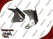 ROYAL ENFIELD FRONT ENGINE PLATE KIT 801256  801257