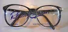 Vintage Regency Eyewear by Tart Optical UX-9 Grey Marbl 57/17 Eyeglass Frame NOS