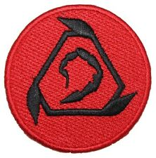 Command and Conquer NOD Badge Embroidered Patch Sew/Iron-on 3""