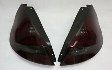 LED BAR RÜCKLEUCHTEN SET FORD FIESTA VI MK7 ab 2013 LED BLINKER ROT BLACK SMOKE