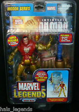 "Marvel Legends Modok Series. 6"" THORBUSTER IRON MAN New! Avengers/Thor Rare!"