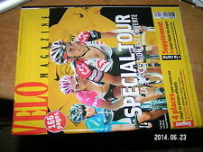 Velo Magazine n°431 Special Tour 2006 Carte + supplement Guide etapes