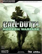 Call of Duty 4: Modern Warfare Official Strategy Guide