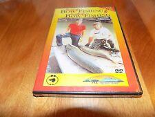 BASICS OF BOW FISHING & SECRETS OF BOW FISHING Fish Shark Alligator Gar DVD NEW