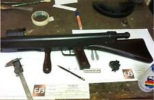 CHAUCHAT Inert Replica WW 2 Plans Build Model Modelling