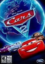 Cars 2: The Video Game, Good Windows Vista, Linux, Pc, Window Video Games