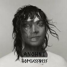 "Antony and the Johnsons ANOHNI Hopelessness 180gm Vinyl LP Record! & Bonus 12""!+"