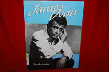 James Dean Timothy Jacobs Like New Rare Photos Hardcover Book Free Shipping