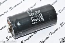 1pcs-CDE 2200uF 400V DCMCE1666 Screw Terminal Capacitor