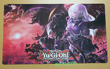 C281 FREE MAT BAG YUGIOH Vampire Playmat Deck Game Play Mat Card Mats