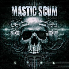 "Mastic Scum ""CTRL"" CD [5th album from Austrian Death/Grind Veterans]"