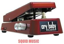 Dunlop Slash Cry Baby SW95 Signature Wah w/ Distortion Circuit ( OPEN BOX )