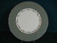 Wedgwood Halford W4267 Green Leaf Band Dinner Plate(s)