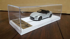 MAZDA MIATA MX-5 diecast 1:43 ND Roadster(white) model car