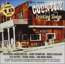 Country Drinking Songs
