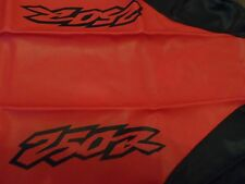 SEAT COVER HONDA XR 250 XR250R XR250 FREE SHIPPING WORLDWIDE