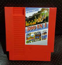 500 IN 1 NES Nintendo Game Cart Contra TMNT Mario Snow Bros Bubble Bobble New