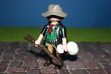 Playmobil  Bandit  / ACW Südstaaten Cowboys  Soldaten 3811
