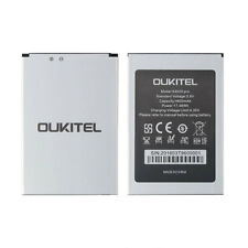 Geninue Battery for Oukitel K4000 Pro 4600mAh Backup Batterie Bateria