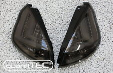KLARGLAS LED BAR RÜCKLEUCHTEN SET FORD FIESTA VI MK7 08- LED BLINKER BLACK SMOKE