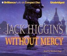 Sean Dillon: Without Mercy 13 by Jack Higgins (2005, CD, Unabridged)