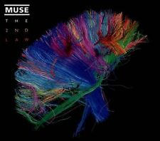 "Muse ""The 2nd Law"" - Limited Edition CD/DVD, 2012"