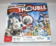 Star Wars R2-D2 Edition Trouble Game (MIB) NEW