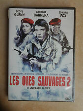23705// LES OIES SAUVAGES 2 DVD NEUF SOUS BLISTER
