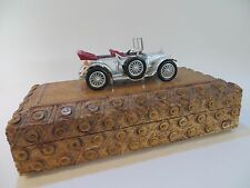 MATCHBOX MODELS OF YESTERYEAR CIGARETTE CASE/BOX - 1911 DAIMLER TYPE A12. Y13