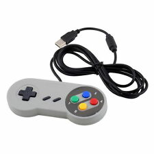 2016 Super Controller USB Gamepad Joypad for Nintendo Windows Mac SF SNES PC SW