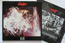 The Stranglers all live and all of the night (original LP)