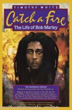 Catch a Fire The Life of Bob Marley Book - by Timothy White 9781846091575