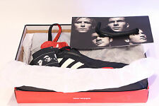 Adidas Predator Pulse 2 new XTRX SG US9.5 Black Red 553356 old rare boots