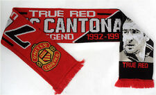 MANCHESTER UNITED ERIC CANTONA SCARF