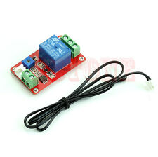 DC 12V 1 Channel Temperature Thermistor Relay Sensor  Detection Control Switch