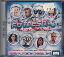 SO FRESH The Hits of WINTER 2014  - CD New & Sealed