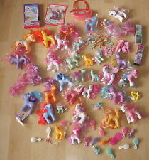 Huge Lot Of My Little Pony Toys Hasbro RETIRED