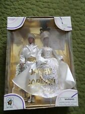 JANAY AND JORDAN, ROYAL HERITAGE WEDDING DOLLS, NEW IN BOX, INTEGRITY  TOYS