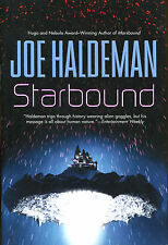 Starbound by Joe Haldeman-First Edition/DJ-2010