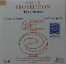 Avene High Protection Tinted Compact SPF 50 - Beige (10 g / 0.35 oz)