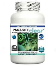 Parasite Cleanser Pills Detox Colon Liver Cleanse Flush Healthy Digestive System