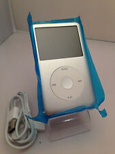 Apple iPod Classic 7th Generation Silver/White Last Generation (120 GB) Like New