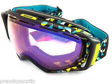 BOLLE modulator GRAVITY ski snow goggles Black Diagonal / Vermillion Blue 21151