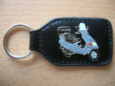 Keyring Piaggio Vespa Hexagon grey Art. 0639 Scooter Moto