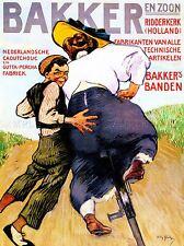 Anuncio De Bicicleta De Mujer Gorda lucha Bajos arte cartel impresión lv021