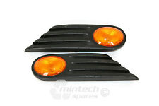 BMW Mini One Cooper S Side Repeaters R55 R56 R57 Amber 2006 - 2013