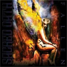 SACRED OATH - Fallen (BRANDNEW*US METAL PRIVATE PRESS*IRON MAIDEN*PHARAOH)